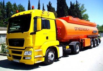 За перевозку опасных грузов без спецразрешения